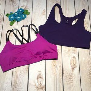 C9 Champion sports bra bundle size XXL